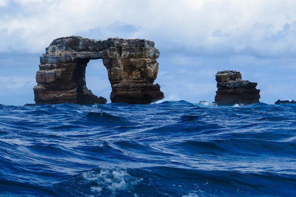 darwins arc galapagos diving