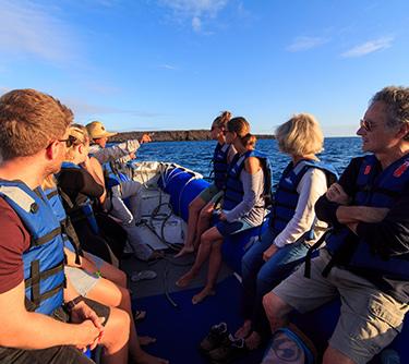 galapagos island experience