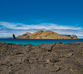 Aqua Yacht Sullivan Bay galapagos