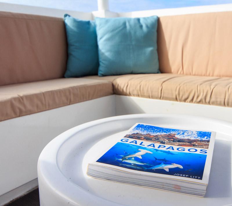 Aqua Yacht comfortable naturalist galapagos